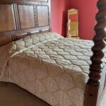 super king quilted bedspread